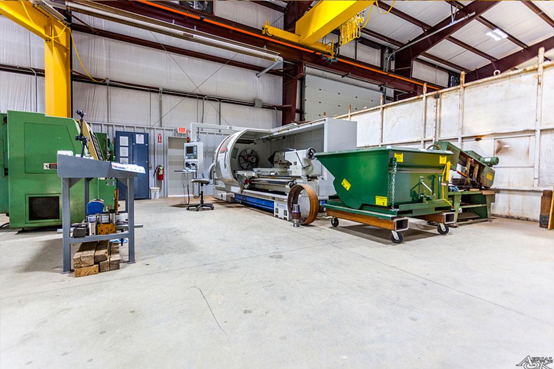 Milltronics CNC Lathe